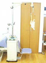 頚椎・腰椎牽引治療器