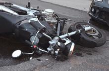 バイク事故の特徴